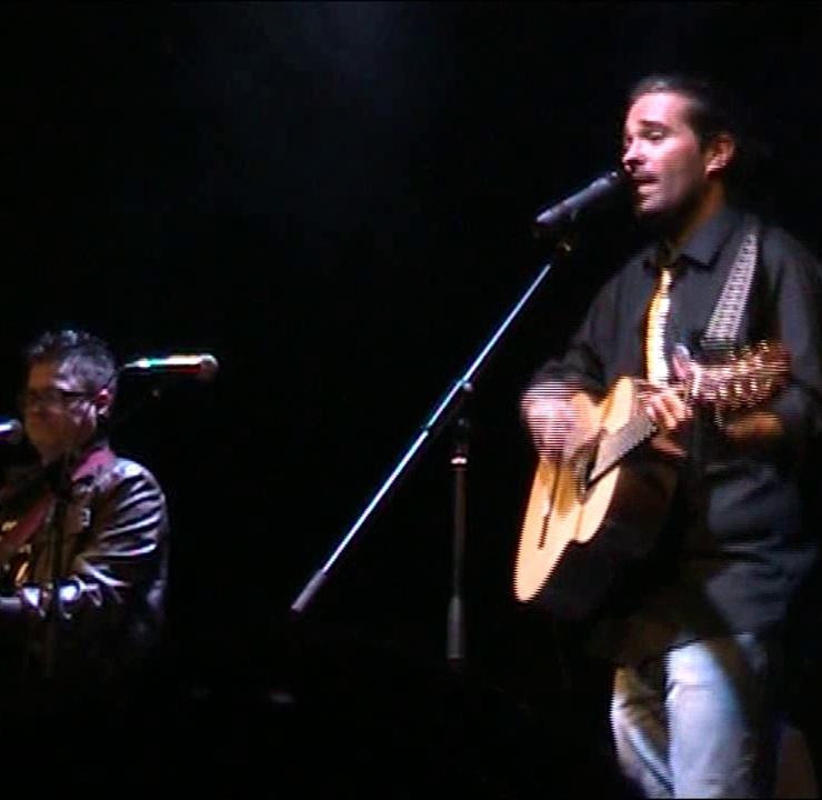 Abraham Sevilla & Quique Parodi.