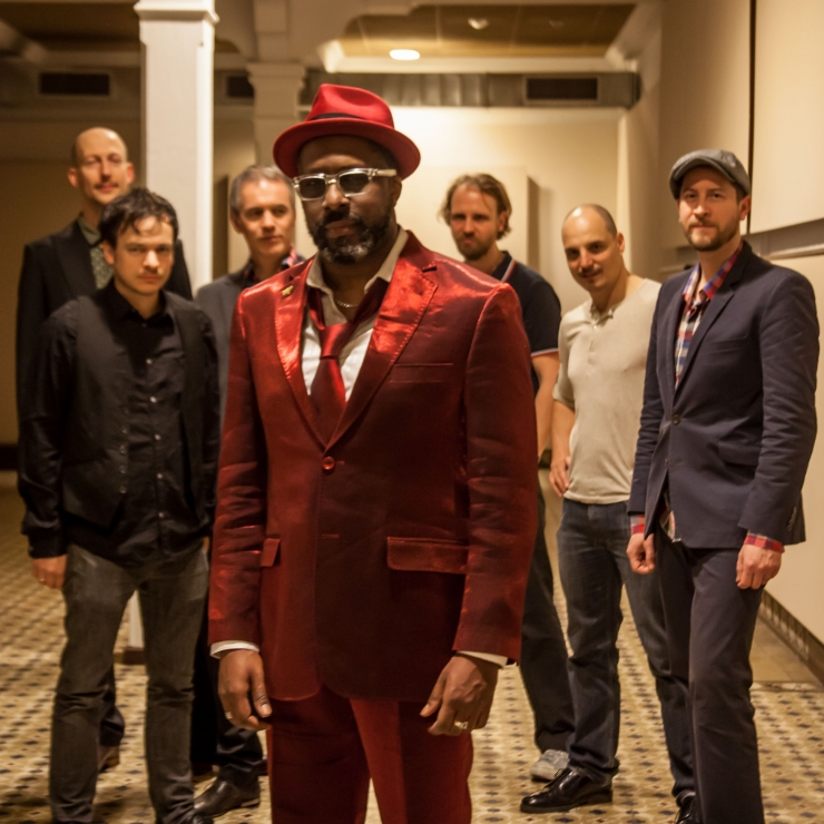 THE HY FLY ORCHESTRA FEAT KARL FRIERSON